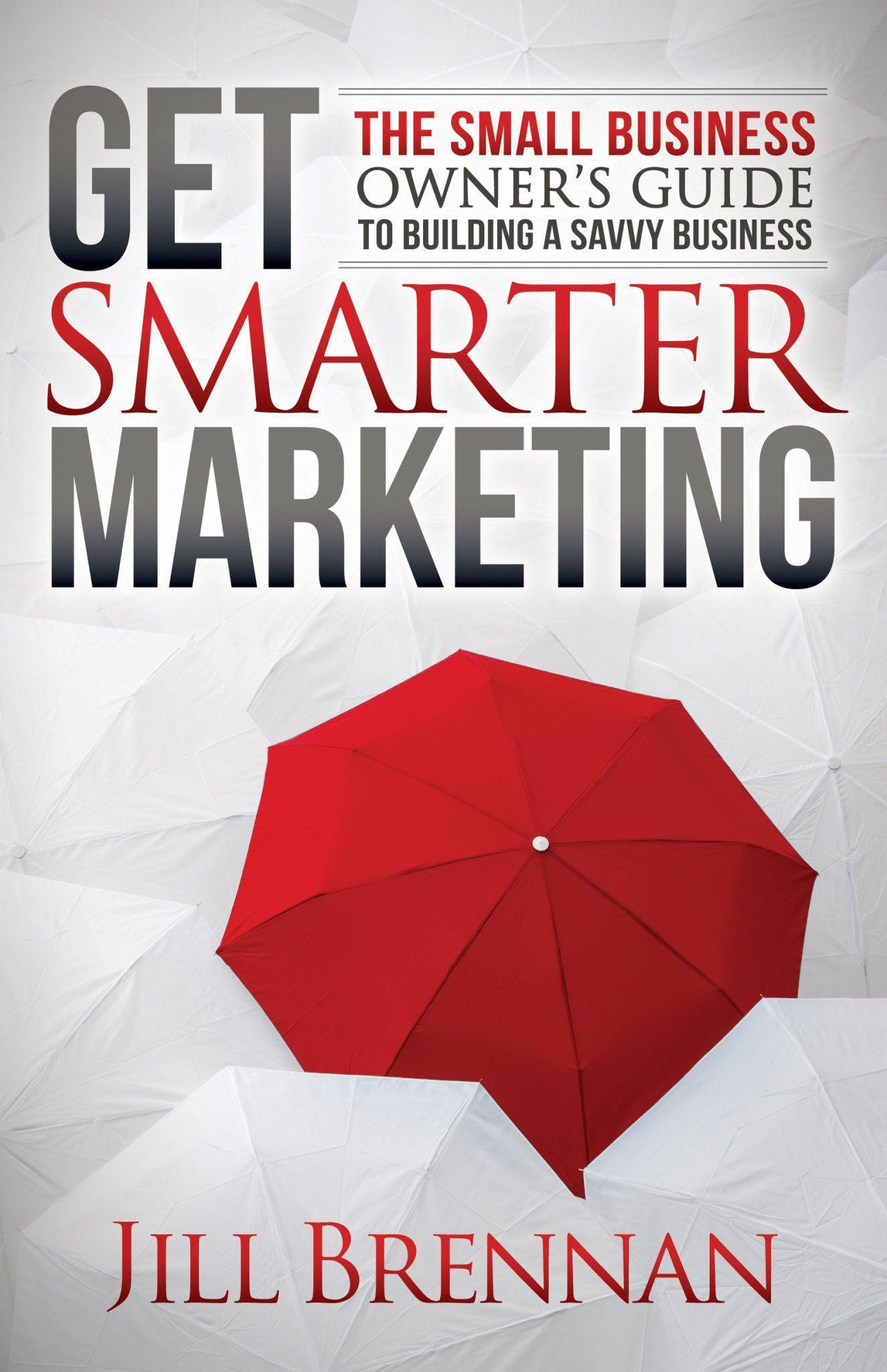 Get Smarter Marketing Book