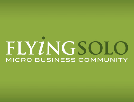 flying solo small business marketing